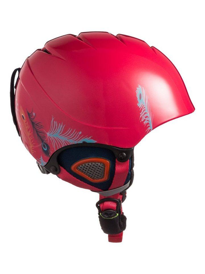 Roxy Snowboard Helm »Misty« in Blue print