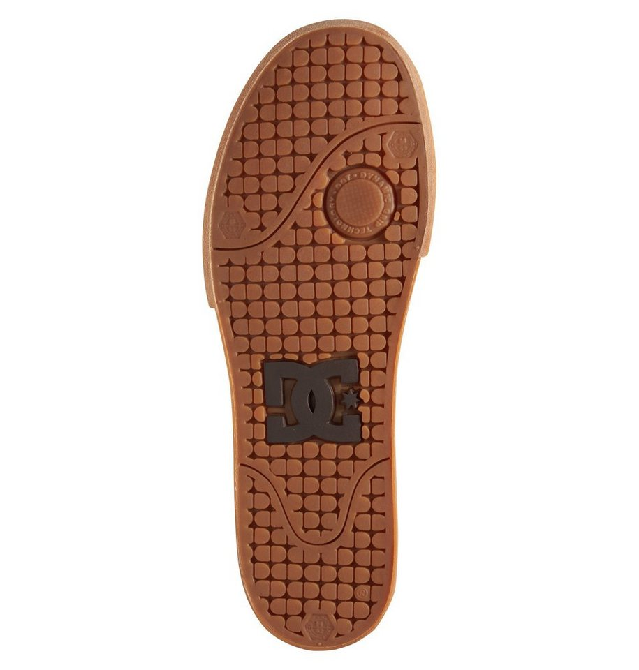 DC Shoes Low top »Pure SE« in Wheat/dk chocolate