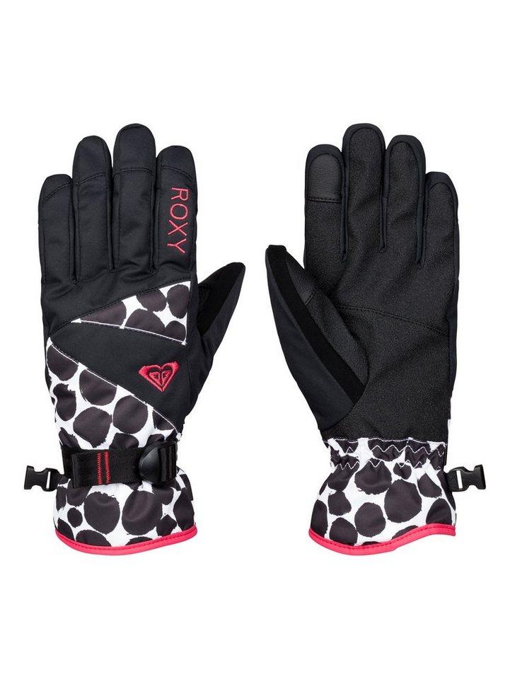 Roxy Schnee Handschuhe »ROXY Jetty« in Anthracite