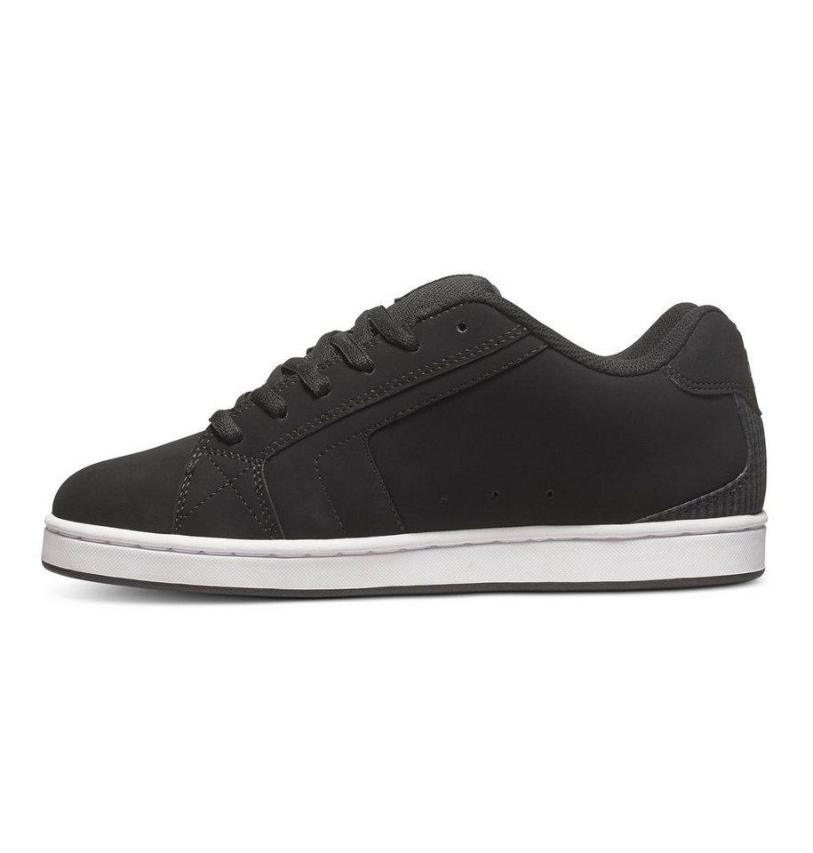DC Shoes Low top »Net SE« in Black/black