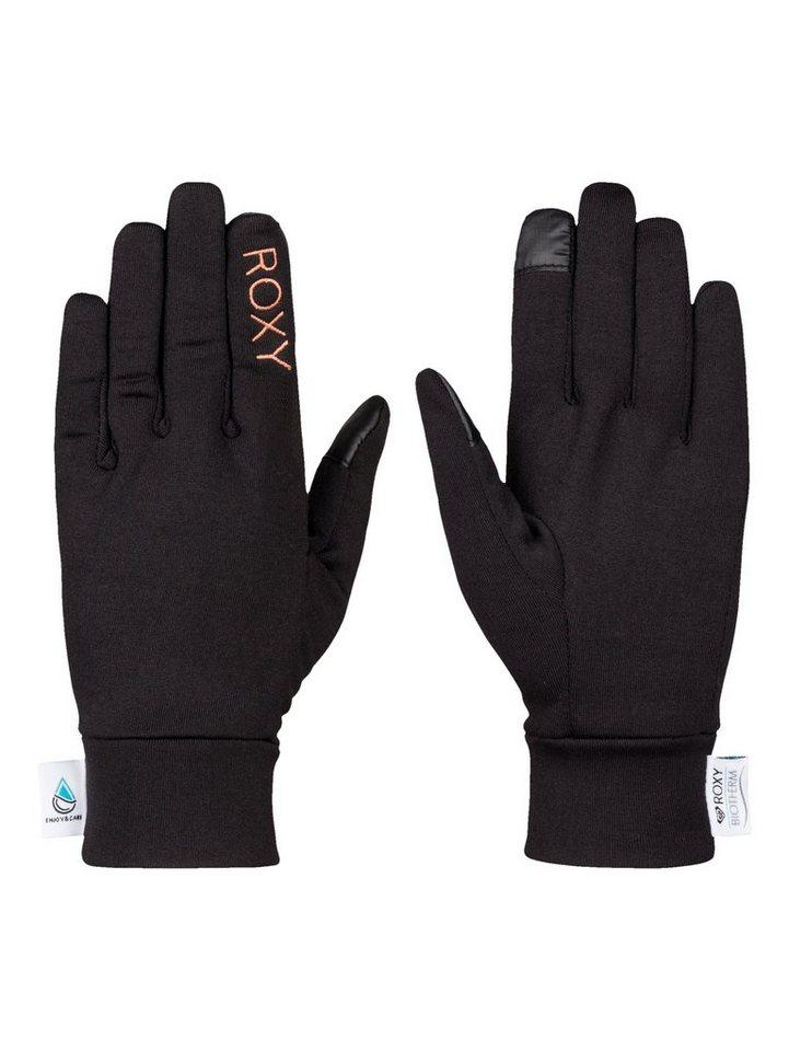 Roxy Snow-Innen-Handschuhe »Enjoy & Care« in Anthracite