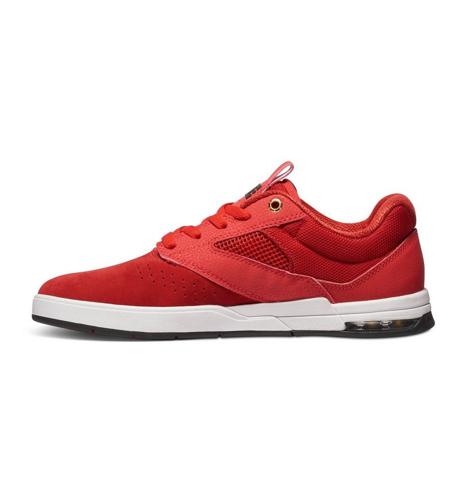 DC Shoes Low top »Wolf S« in Red