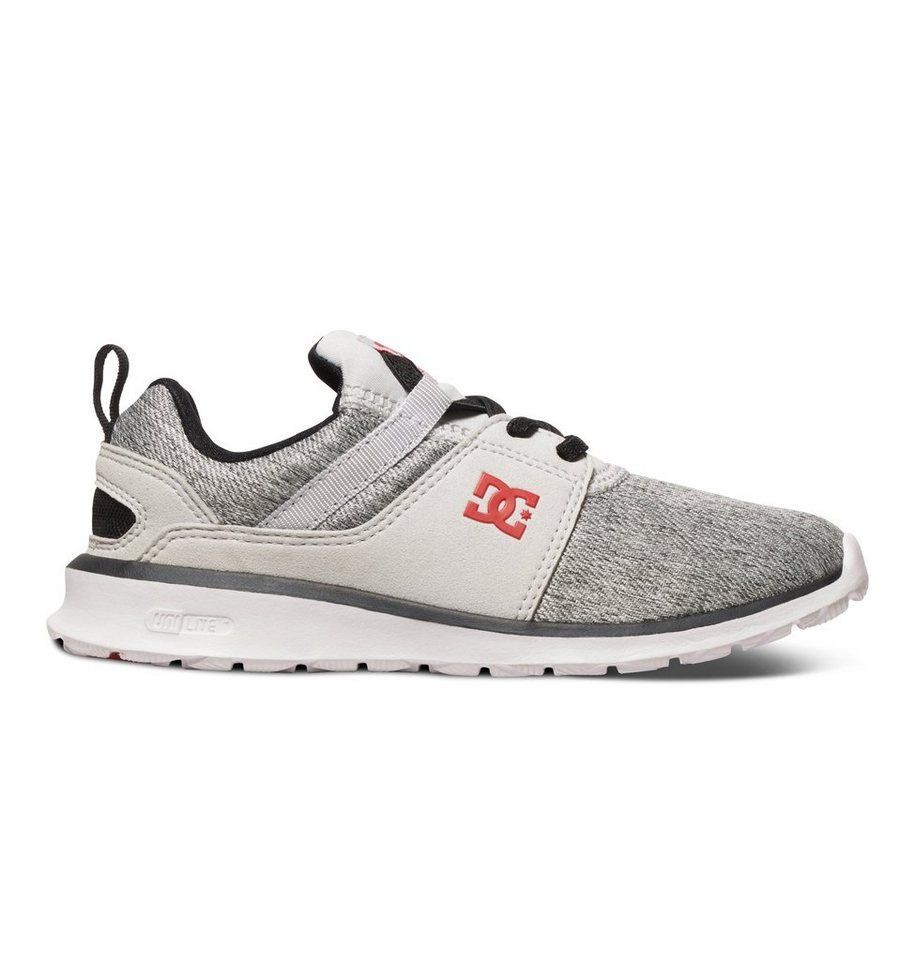 DC Shoes Low Top Schuhe »Heathrow TX SE« in Grey/black/red