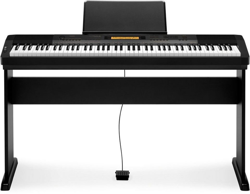 Casio® Compact Digital Piano, »CDP 230RBK Set«