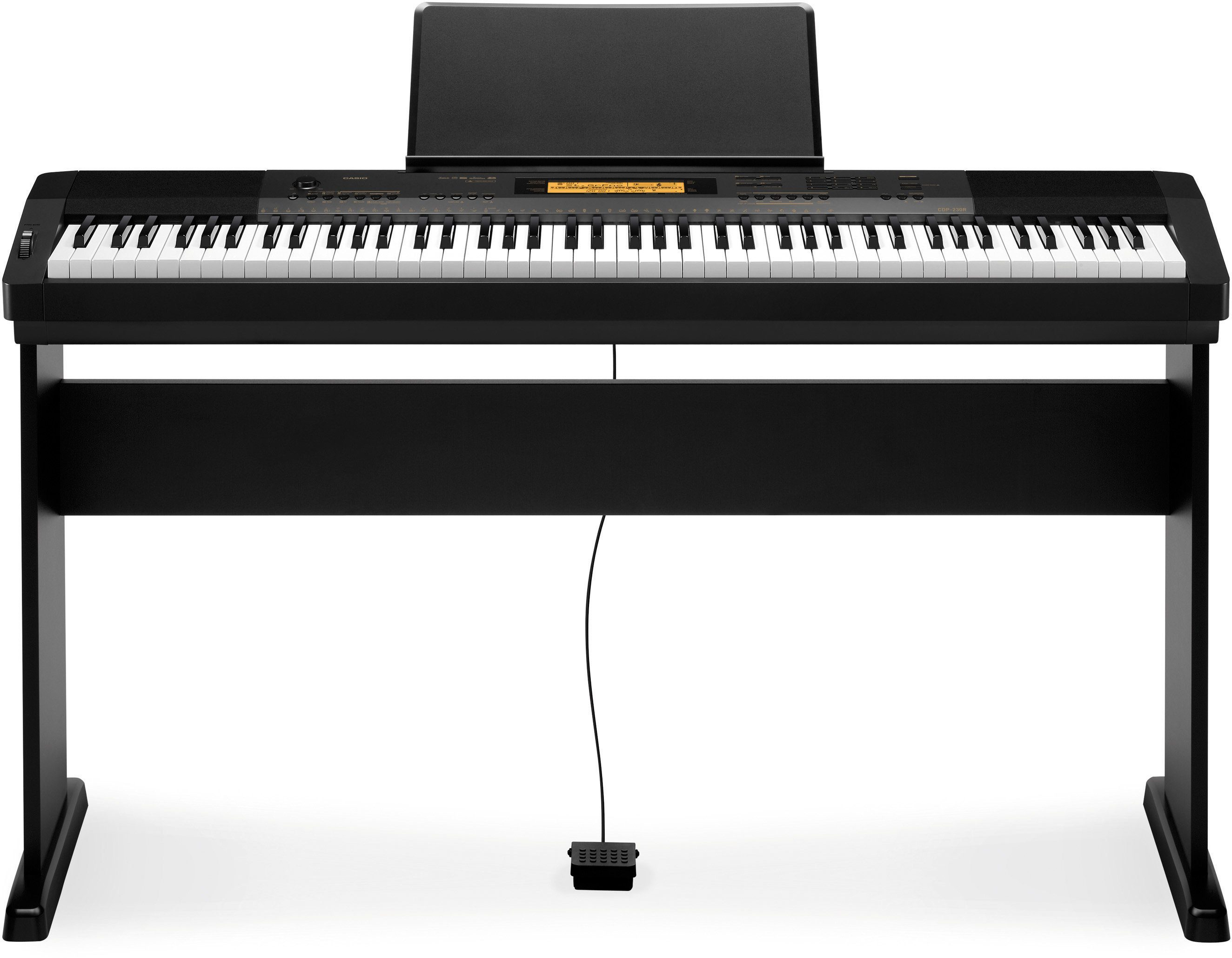 Casio® Compact Digital Piano, »CDP 230RBK Set«