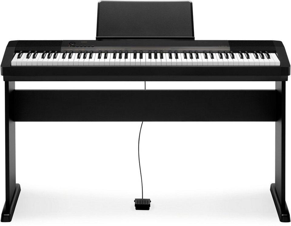 Casio® Compact Digital Piano, »CDP 130BK Set«