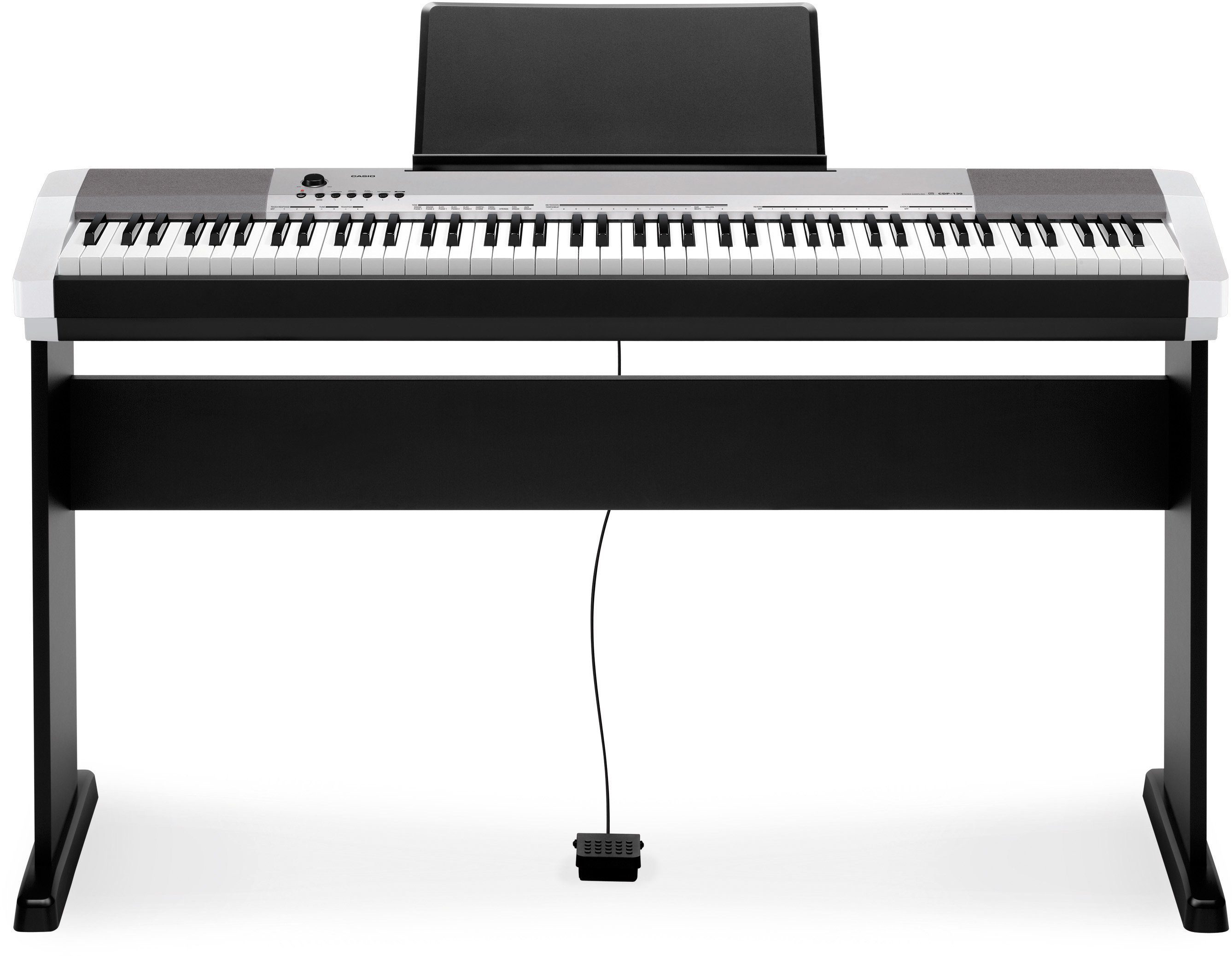 Casio® Compact Digital Piano, »CDP-130SR Set«