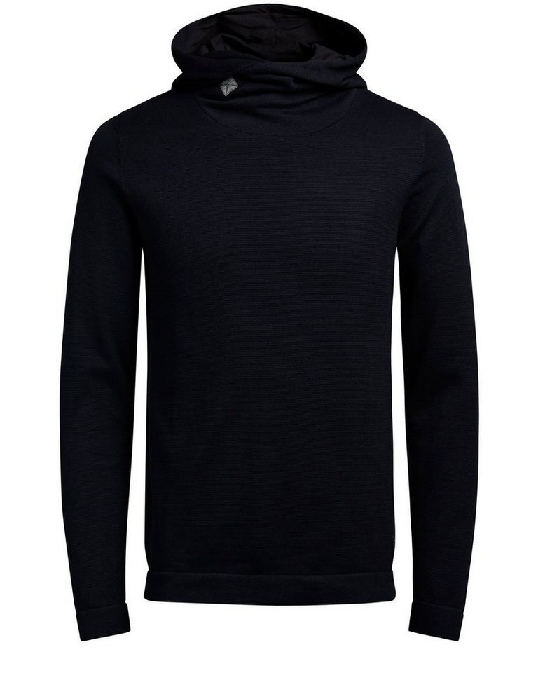 Jack & Jones Leichter Strickpullover in Black 2