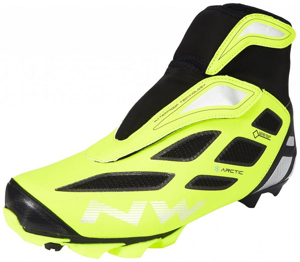 Northwave Fahrradschuhe »Celsius Arctic 2 GTX Shoes Men« in gelb