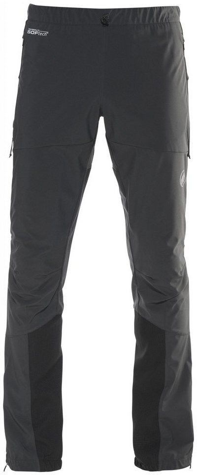 Mammut Outdoorhose »Aenergy SO Pants Men« in schwarz