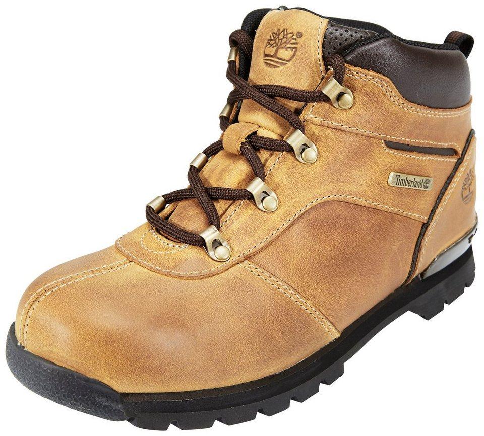 Timberland Kletterschuh »Splitrock 2 Shoes Juniors« in braun