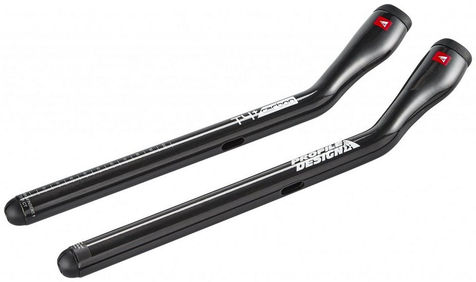 Profile Fahrradlenker »T4+ Extensions Carbon«