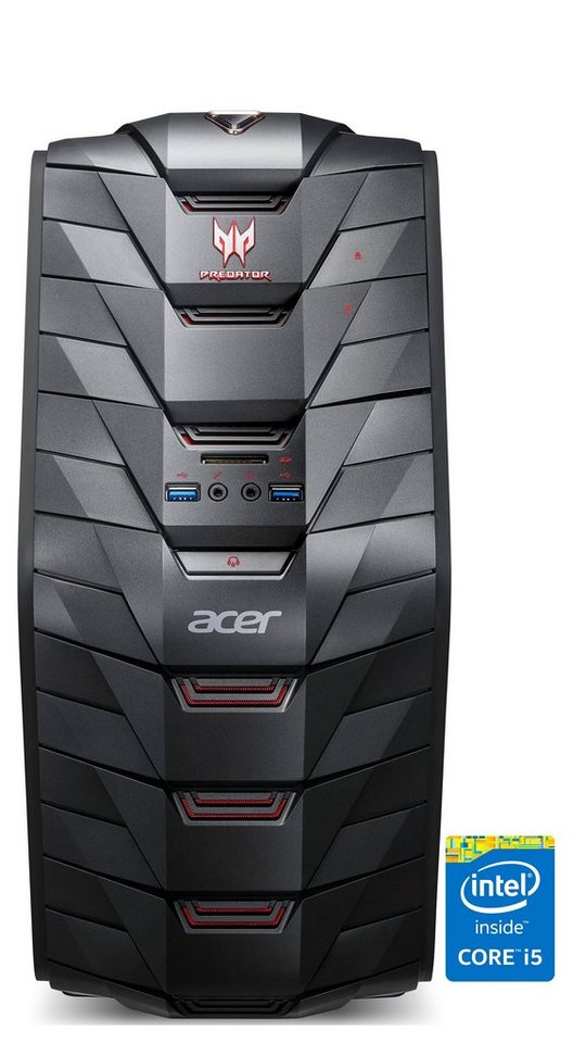 Acer Gaming-PC »PREDATOR G3-710 I5-6400«