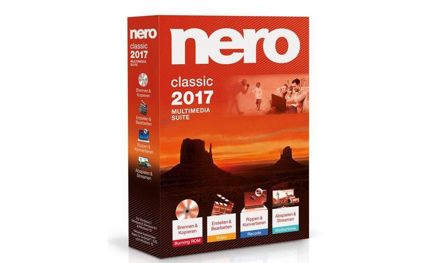 Koch Media Software »Nero 2017 Classic«