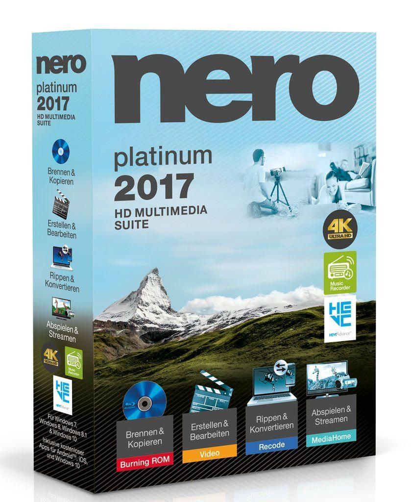 Koch Media Software »Nero 2017 Platinum«