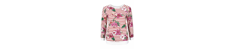 KangaROOS Sweatshirt, mit großem Front-Print