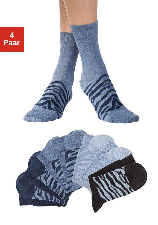 Arizona Socken (7 Paar) in 7x Jeanstöne