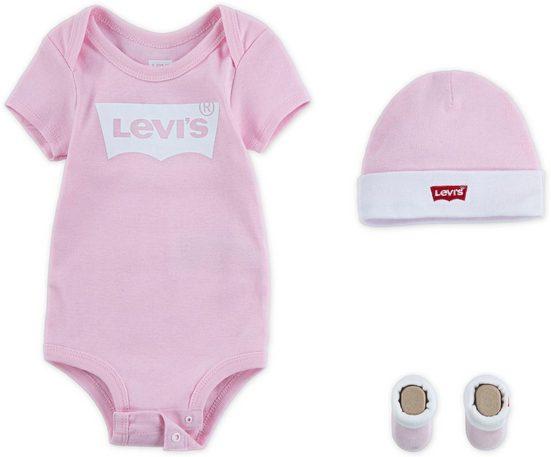 Levi's Kidswear Neugeborenen-Geschenkset (3-tlg)
