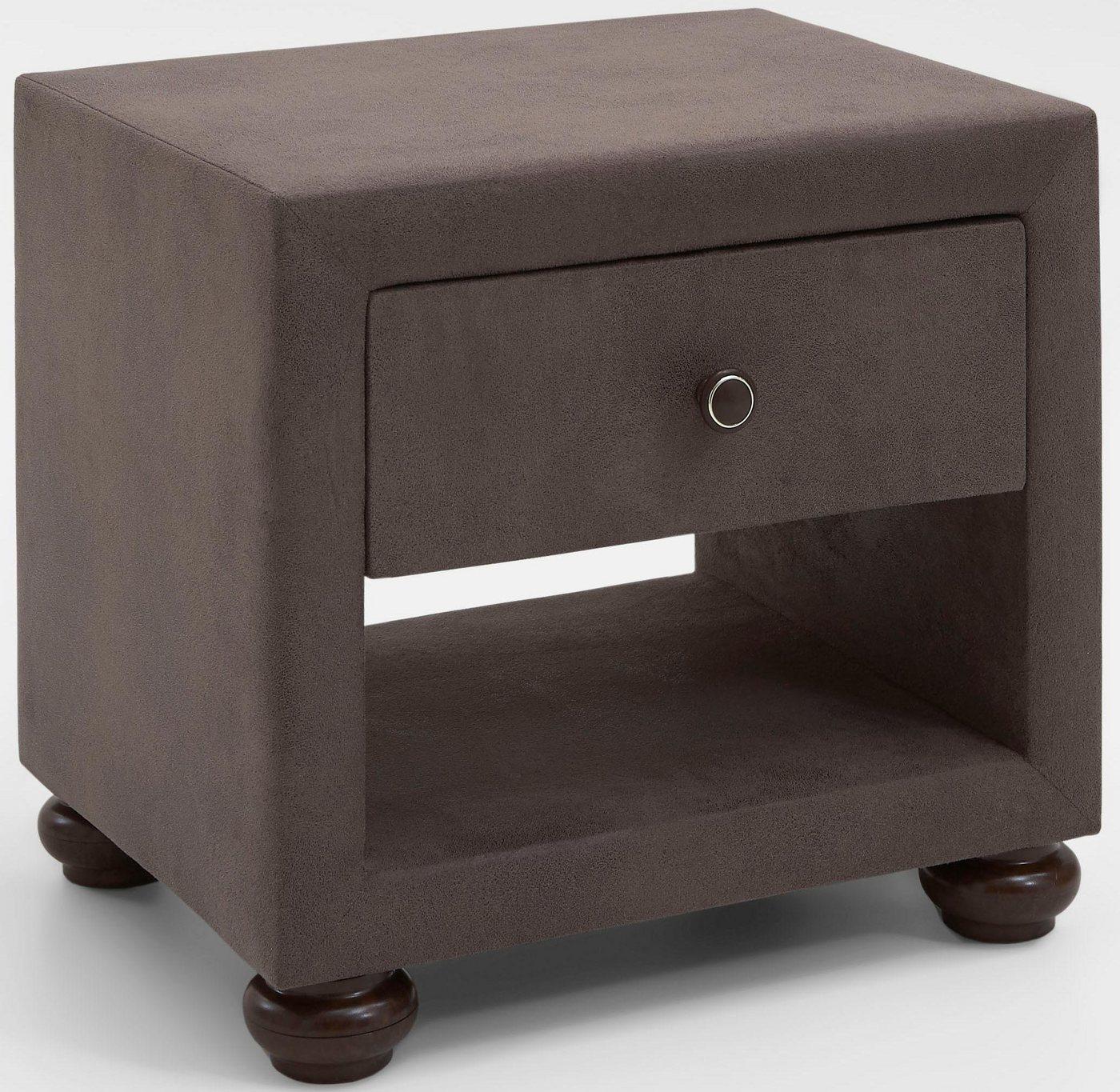 18 sparen home affaire nachttisch viola nur 89 99. Black Bedroom Furniture Sets. Home Design Ideas