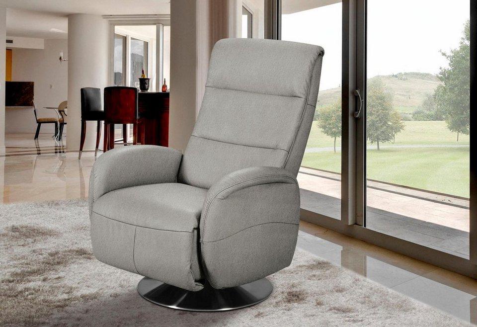 INOSIGN Relaxsessel in beige