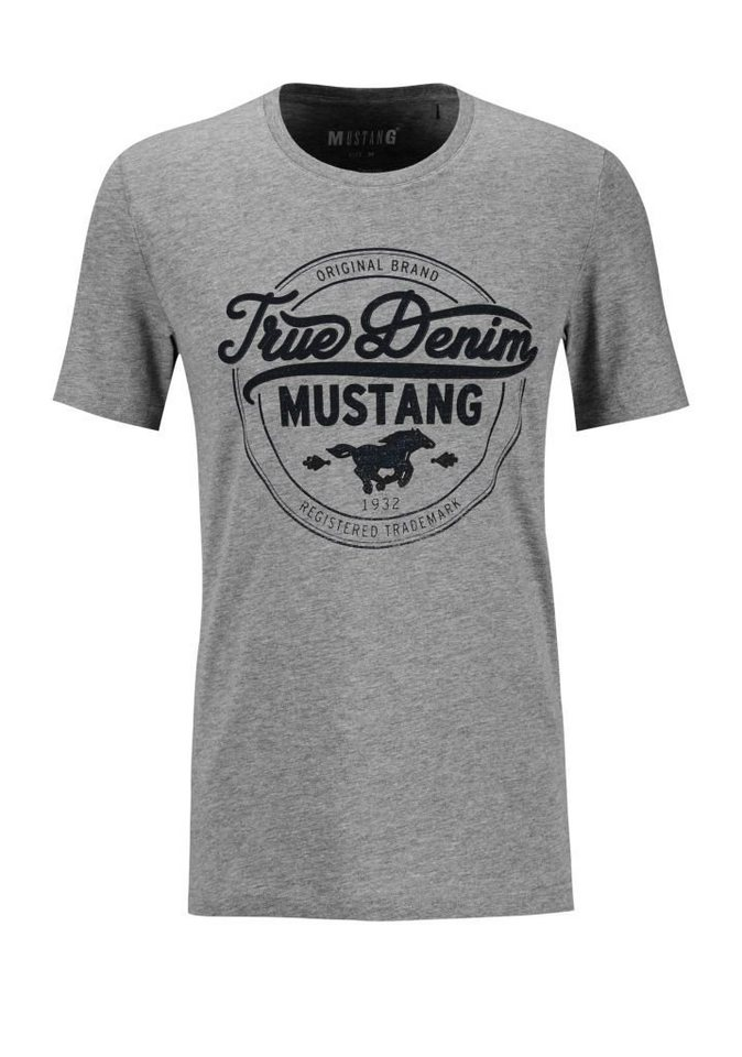 MUSTANG Shirt in total eclipse