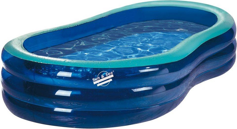Badepool simex st tropez 240 online kaufen otto - Pool zum aufpumpen ...