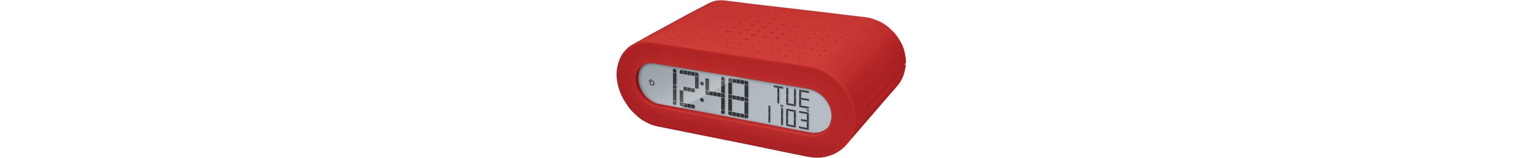 Oregon Scientific Radiowecker, »RRM 116 red, 2374«