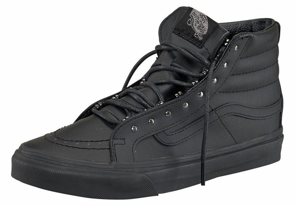Vans »SK8-Hi Slim (Rivets)« Sneaker in schwarz