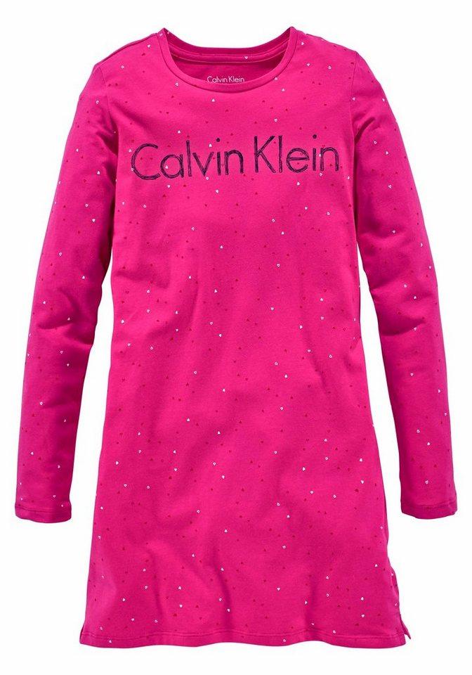 Calvin Klein Nachthemd in pink