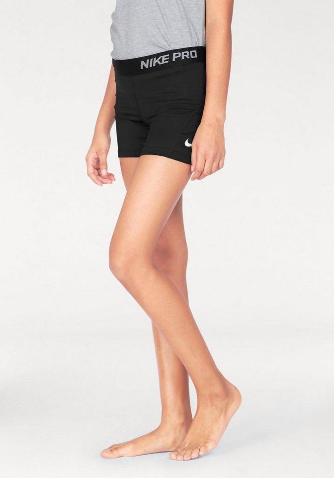 Nike Funktionsshorts »PRO DRI-FIT SHORT BOY« in schwarz