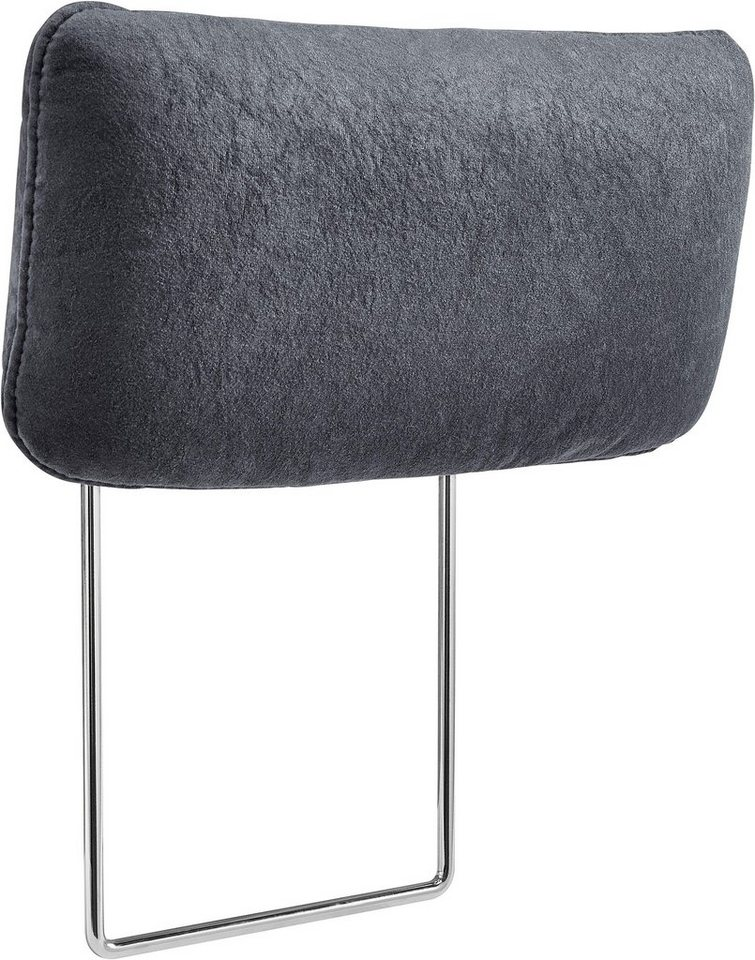 Sit & More Kopfstütze in dunkelbraun