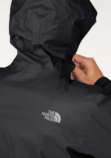 The North Face Funktionsjacke MEN´S QUEST JACKET, 100% Wetterschutz