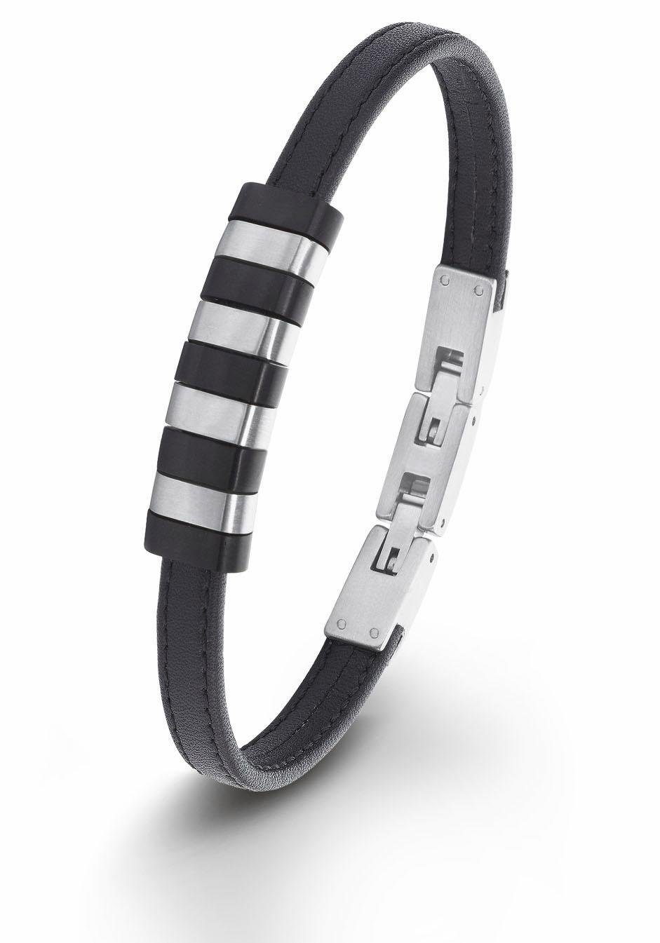 s.Oliver RED LABEL Junior Lederarmband »2012452«