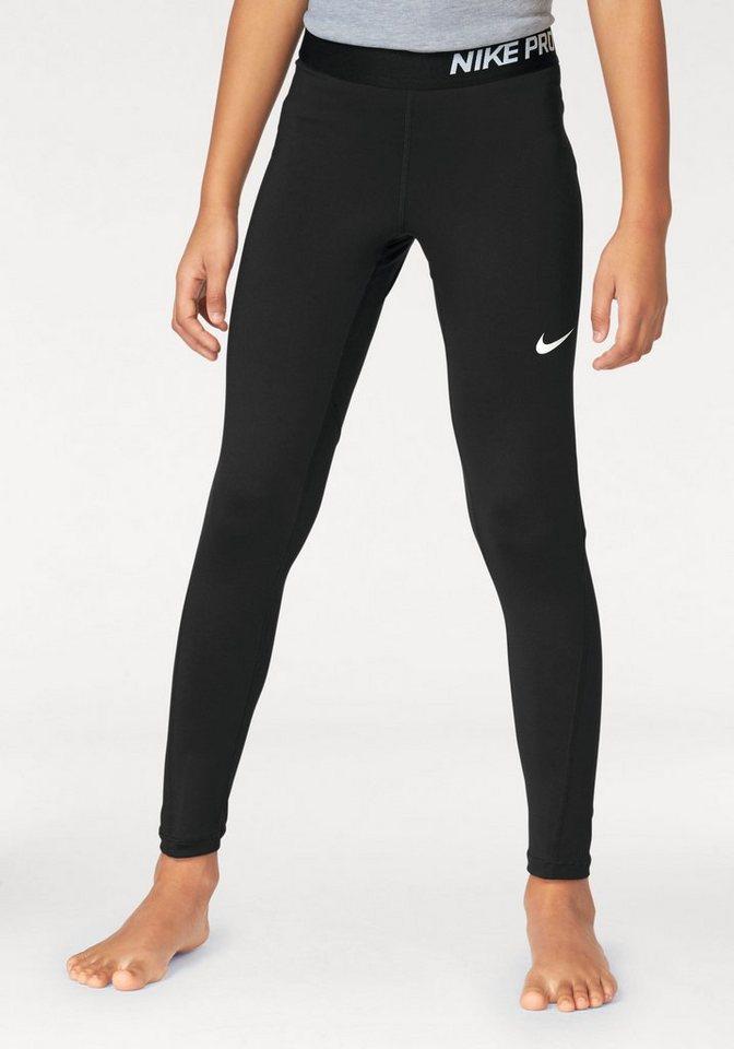 Nike Funktionstights »PRO DRI-FIT TIGHT« in schwarz