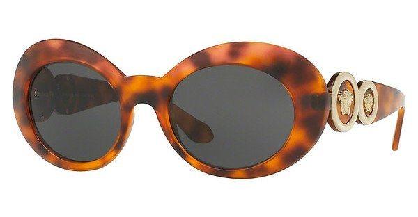 Versace Damen Sonnenbrille » VE4329« in 521487 - braun/grau