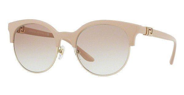 Versace Damen Sonnenbrille » VE4326B« in 522213 - gold/braun