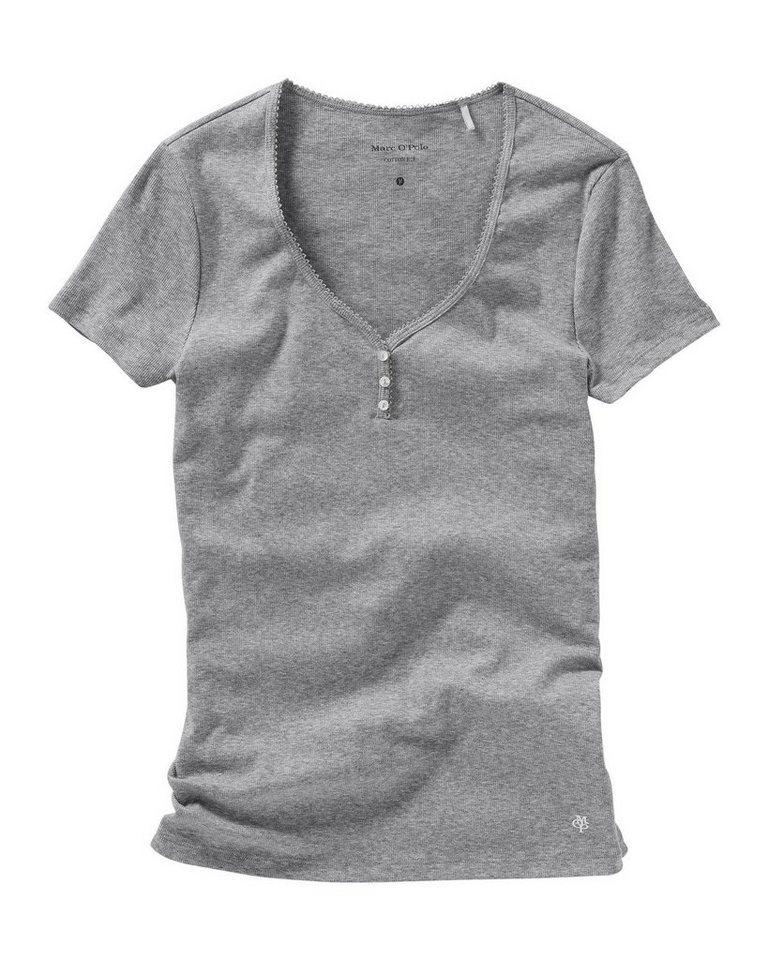 Marc O'Polo Body & Beach T-Shirt in Grau