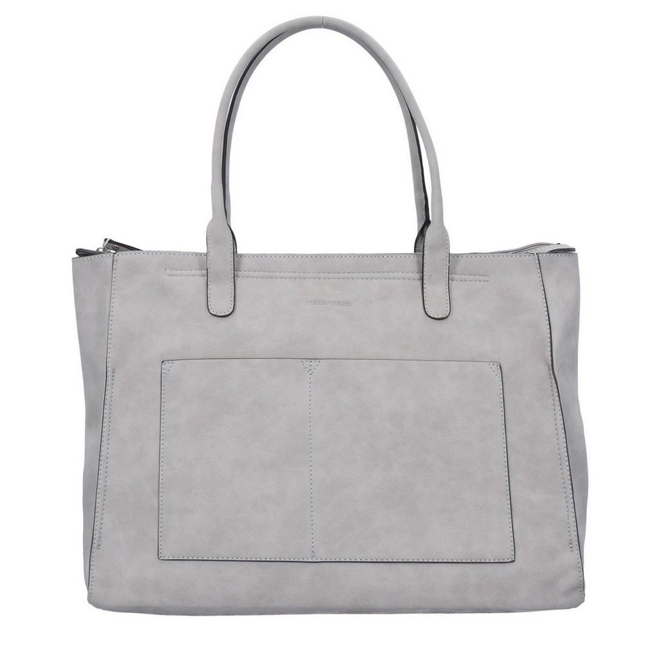 Gerry Weber Moonrise Shopper Tasche 40 cm in light grey
