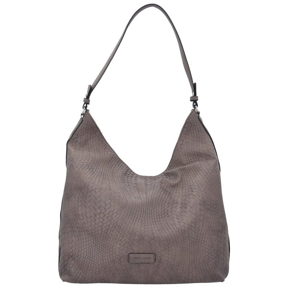 Gerry Weber Wanted Schultertasche 36 cm in taupe