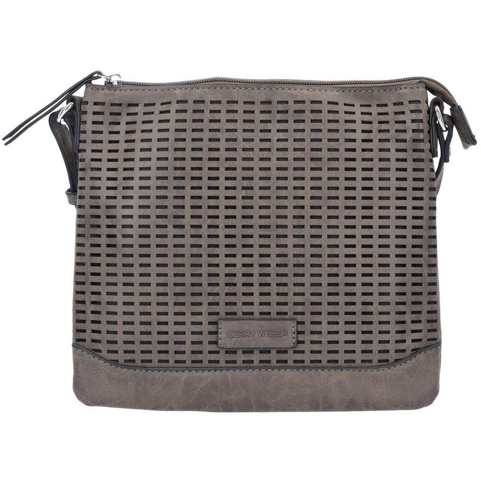 Gerry Weber From Miles Umhängetasche 24 cm in taupe