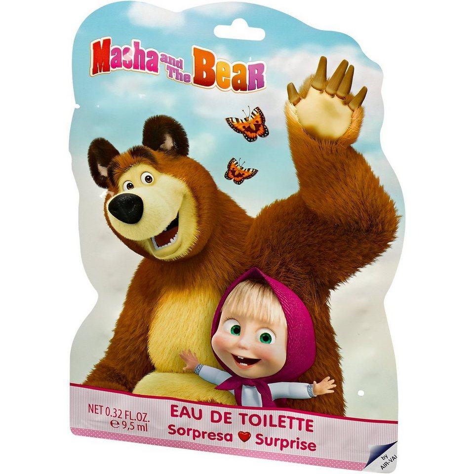 Überraschungstüte Mascha und der Bär mit Eau de Toilette, 9,