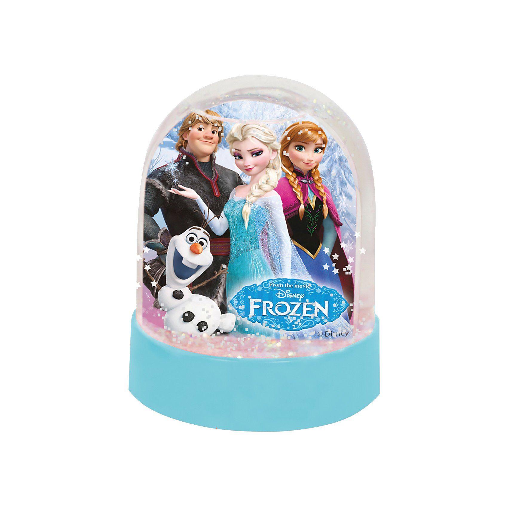 P:OS Schneekugel Die Eiskönigin
