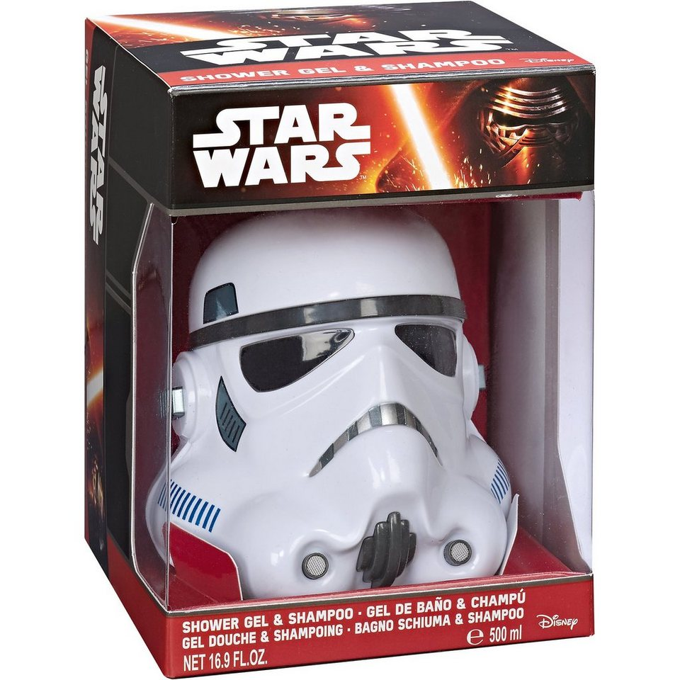 Duschgel Star Wars Stormtrooper, 500 ml
