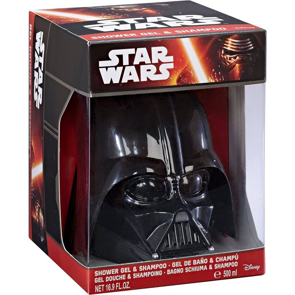 Duschgel Star Wars Darth Vader, 500 ml