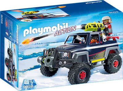 Playmobil Eispiraten Truck (9059), »Action« Sale Angebote Groß Döbbern