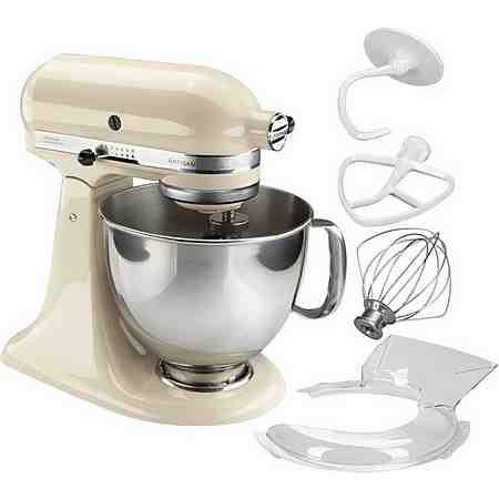 KitchenAid® Küchenmaschine 5KSM125SEAC Artisan + Zubehör im Wert von 214,-€ + 50€ Gutschein