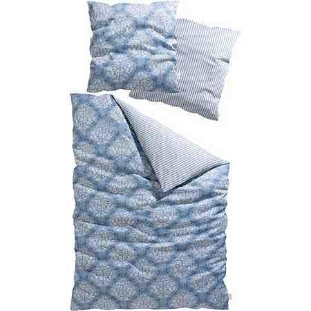 Weitere Bettwäsche: Bettwäsche mit Ornamenten