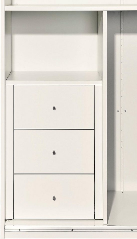 now by h lsta einsatz mit 3 schubladen f r den schrank now slide online kaufen otto. Black Bedroom Furniture Sets. Home Design Ideas