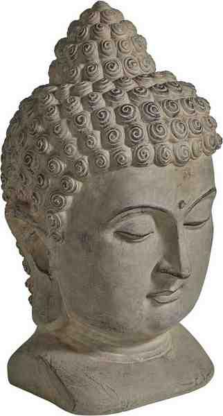 Home affaire Dekofigur »Buddha Kopf«