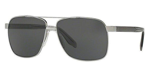 Versace Herren Sonnenbrille » VE2174« in 100187 - grau/grau